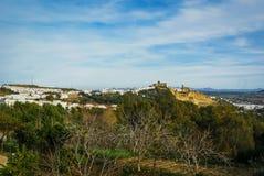 Arcos de Λα Frontera, Ανδαλουσία, Ισπανία Στοκ εικόνα με δικαίωμα ελεύθερης χρήσης
