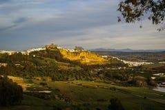 Arcos de Λα Frontera, Ανδαλουσία, Ισπανία Στοκ φωτογραφίες με δικαίωμα ελεύθερης χρήσης