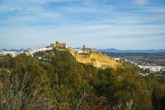 Arcos de Λα Frontera, Ανδαλουσία, Ισπανία Στοκ εικόνες με δικαίωμα ελεύθερης χρήσης