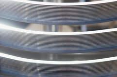 Arcos de aluminio imagenes de archivo
