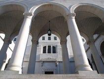 Arcos de ayuntamiento Imagen de archivo