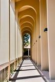 Arcos de De Anza Faculdade Fotografia de Stock Royalty Free