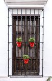arcos de frontera Λα _ Ισπανία Στοκ Εικόνες