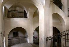 Arcos de interior Imagen de archivo libre de regalías