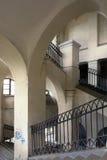 Arcos de interior Fotografía de archivo