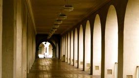 Arcos de la diversión Fotografía de archivo libre de regalías