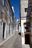 Arcos de la Frontera Royalty Free Stock Photography