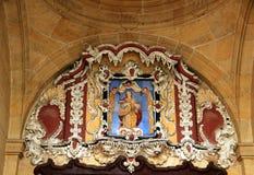 Arcos DE La Frontera Royalty-vrije Stock Foto