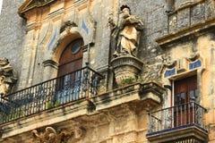 Arcos DE La Frontera Royalty-vrije Stock Foto's