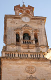 Arcos de la Frontera- white city in Spain Stock Photos