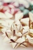 Arcos de la Navidad de Instagram Imágenes de archivo libres de regalías