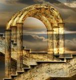 Arcos de la posibilidad Foto de archivo