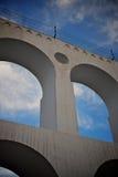 Arcos de lapa Imagem de Stock