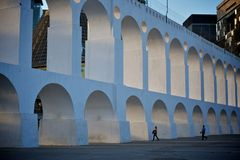 Arcos de lapa Fotografia de Stock Royalty Free
