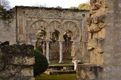 Arcos de Medina Azahara Royalty Free Stock Image