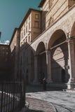 Arcos de Perugia imagen de archivo