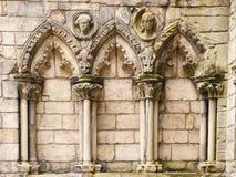 3 arcos de piedra Fotos de archivo libres de regalías