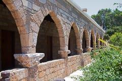 Arcos de piedra Imagen de archivo libre de regalías