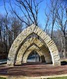 Arcos de piedra Foto de archivo libre de regalías