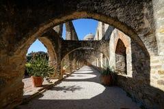 Arcos de piedra en Tejas Imagen de archivo