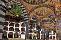 Arcos de Rila no outono Fotos de Stock