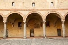 Arcos de Rocchetta Imagens de Stock