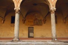 Arcos de Rocchetta Foto de Stock Royalty Free
