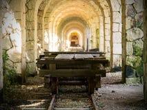 Arcos de Xcaret Fotos de Stock Royalty Free