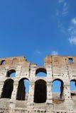 Arcos del coliseo Fotos de archivo libres de regalías