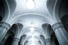 Arcos del palacio Fotos de archivo libres de regalías