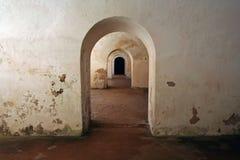 Arcos del retroceso Imagenes de archivo