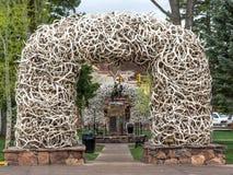 Arcos do chifre dos alces Fotografia de Stock Royalty Free