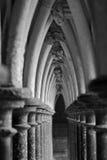 Arcos e colunas Foto de Stock Royalty Free