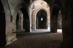 Arcos e colunas múltiplos imagem de stock royalty free