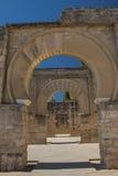 Arcos em ferradura Fotografia de Stock