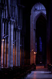 Arcos em Notre Dame Fotos de Stock Royalty Free