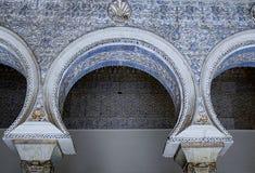 Arcos en Andalucía Imagen de archivo libre de regalías