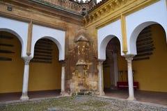 Arcos EN EL patio de Los naranjos Στοκ φωτογραφία με δικαίωμα ελεύθερης χρήσης