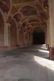 Arcos en el St Lipka de la iglesia Fotografía de archivo libre de regalías