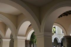 Arcos espanhóis Fotografia de Stock Royalty Free