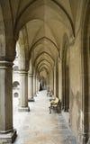 Arcos góticos Imágenes de archivo libres de regalías