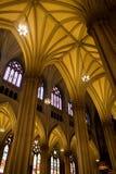 Arcos góticos Imagem de Stock Royalty Free