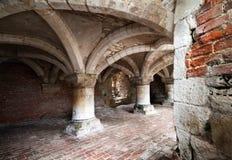 Arcos normandos Fotos de archivo