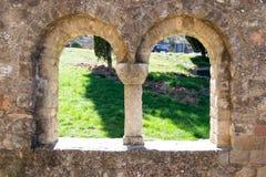 Arcos Rom?nicos imagenes de archivo