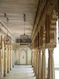 Arcos y columnas Foto de archivo libre de regalías