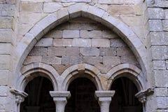Arcos y columnas Fotografía de archivo