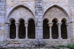 Arcos y columnas Fotografía de archivo libre de regalías