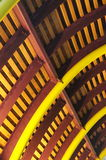 Arcos y líneas Imagen de archivo libre de regalías