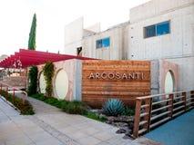 Arcosanti Στοκ εικόνα με δικαίωμα ελεύθερης χρήσης