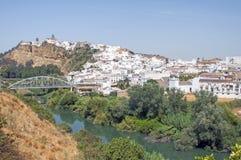 Arcosde-La Frontera Stockbild